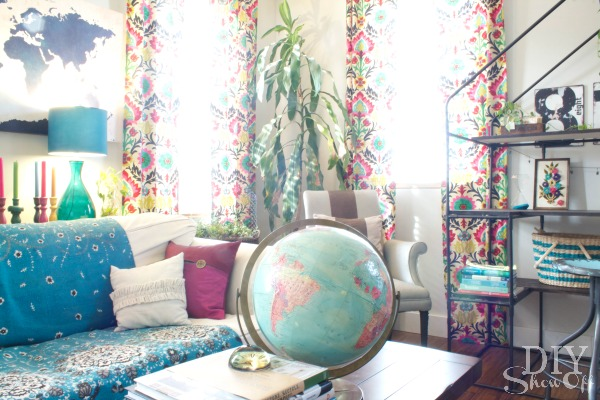 Colorful & Eclectic