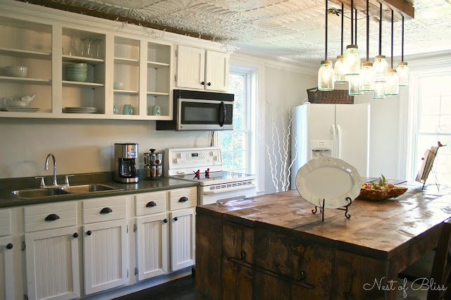 Amazing kitchen makeover...
