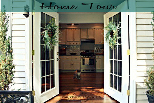 DIY Show Off Farmhouse Home Tour