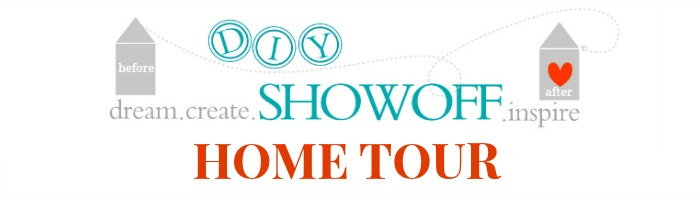 DIY home tour at DIYShowOff