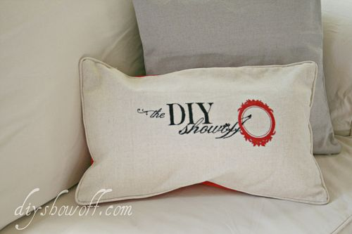 comfort works embroidered pillow, comfort works review