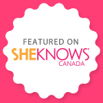 SheKnows Canada badge