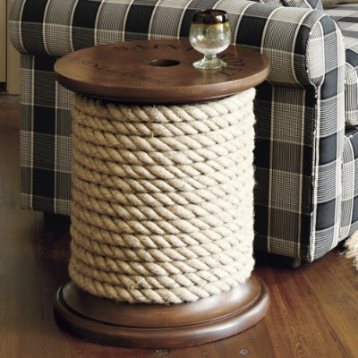 do it yourself spool side table