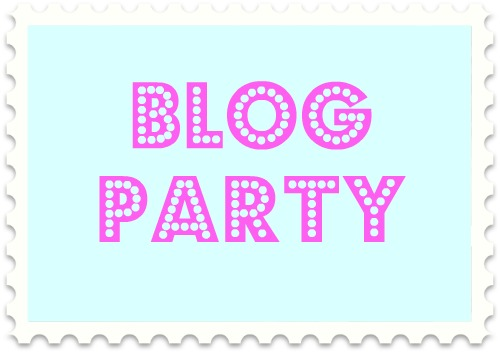 blog party stamp