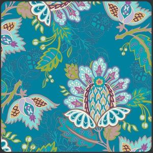 fabric swatch, Hawthorone threads