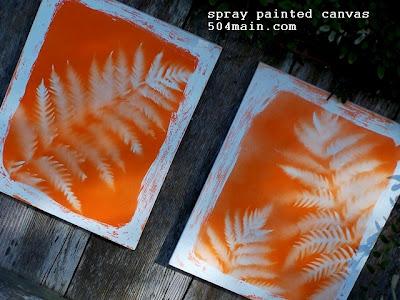 Valspar spray paint, Holly, 504 Main