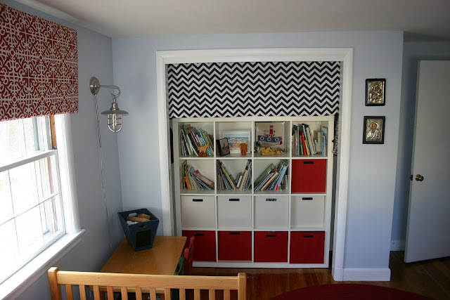 boys' closet ideas