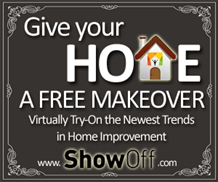 showoff home visualizer button