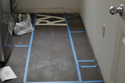 do it yourself painted floor