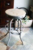 draft stool