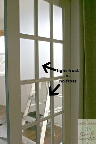 Frosted Window Archives Diy Show Off Diy Decorating