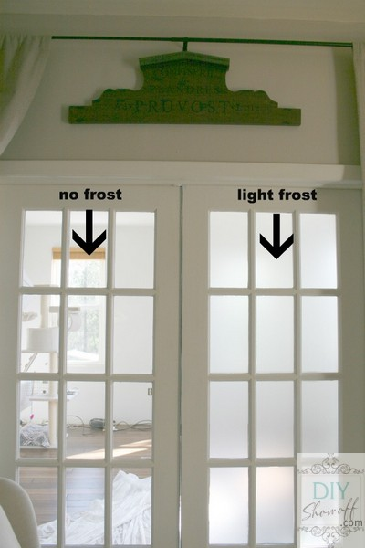 frosted window film comparison