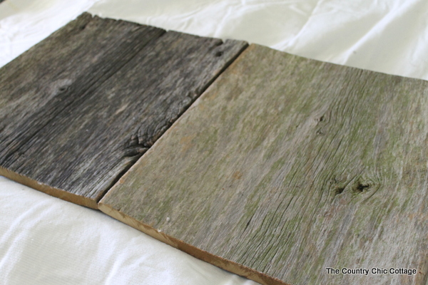 barnwood sign tutorial