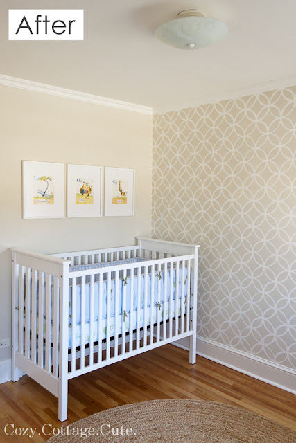 soft nursery decor