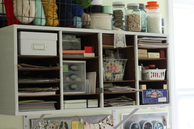 vintage mail sorter