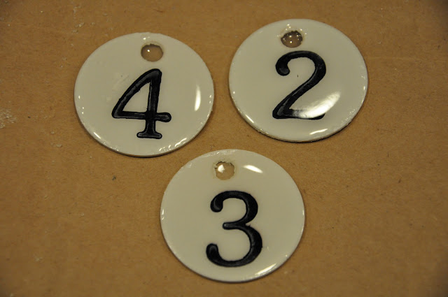 enamel number tag tutorial