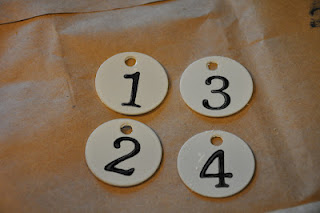 number tag tutorial