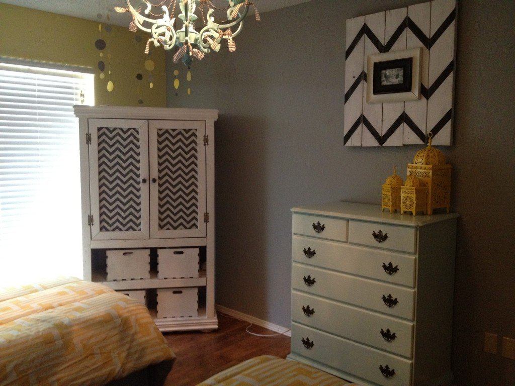girls' room makeover
