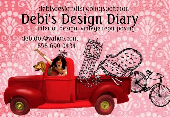 Debi's Design Diary