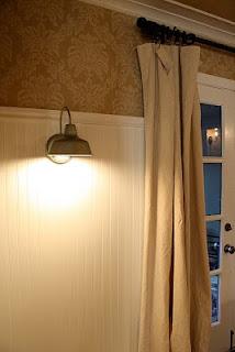 farmhouse sconce lighting