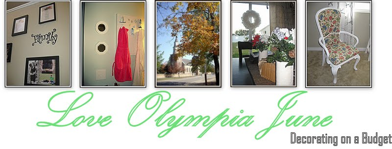 Love Olympia June blog