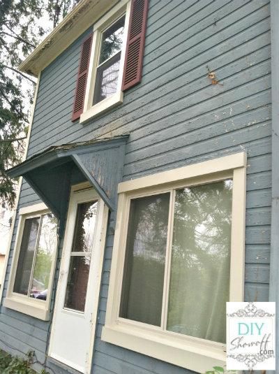 apartment exterior feature