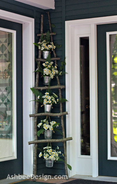 diy daisy ladder
