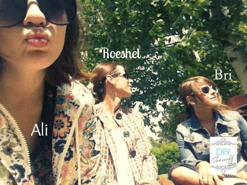 Ali, Roeshel & Bri