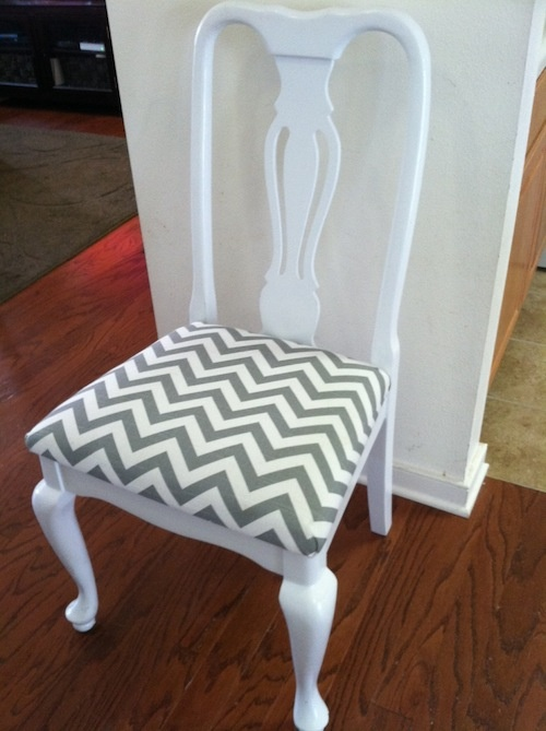 Click The Pictures Below For Original Links To More Beautiful Dining Room Chair Makeovers By Some Super Talented Blog Friends