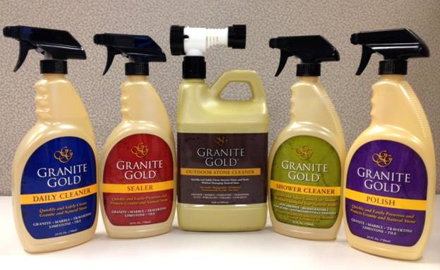 granite gold products