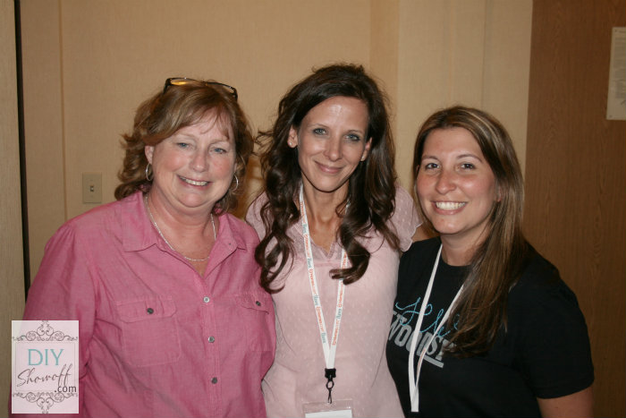 Gail, Roeshel, Katie