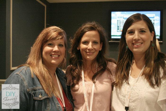 Heather, Roeshel, Vanessa