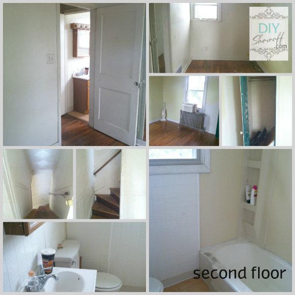 apartment second floor before