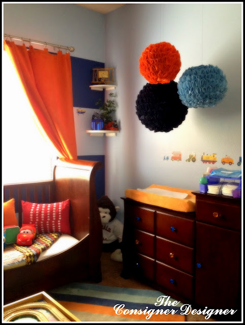 boys room makeover