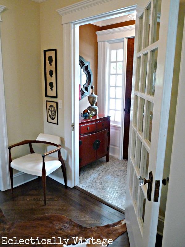 foyer reveal