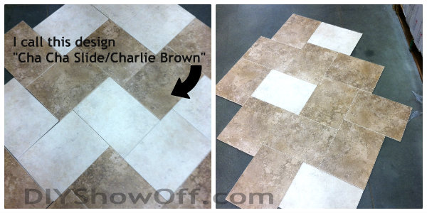 Daltile Briton Bone and Pacific Sand