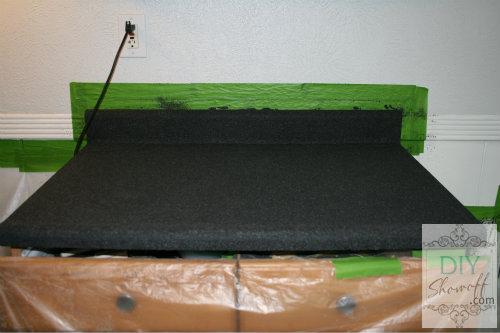 laminate countertop transformation