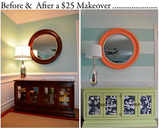 foyer makeover