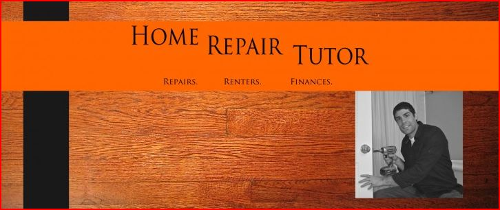 Home Repair Tutor blog