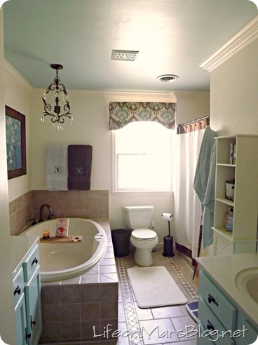 Bathroom makeover at life on mars unbelievable before and after and