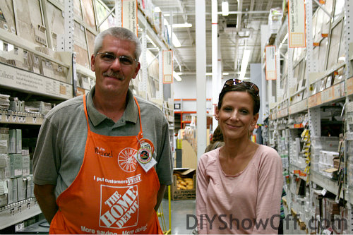the home depot tile specialist