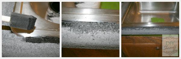 Rustoleum countertop touch up