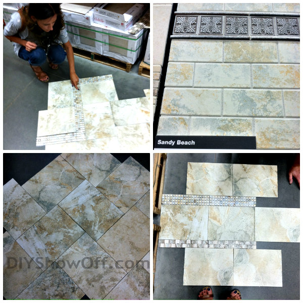 Daltile Sandy Beach porcelain tile