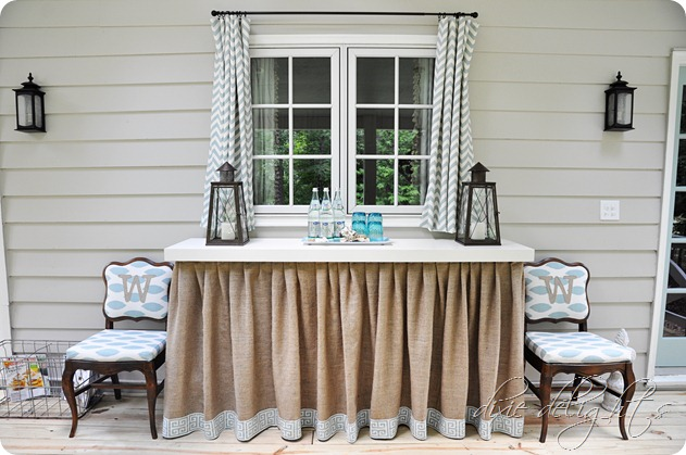 southern porch makeover