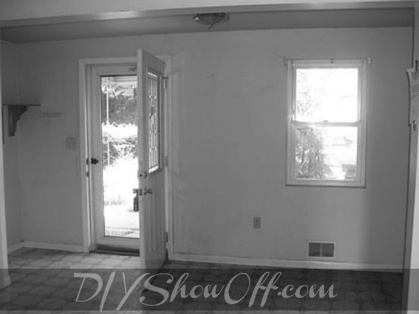 DIY Show Off kitchen makeover before