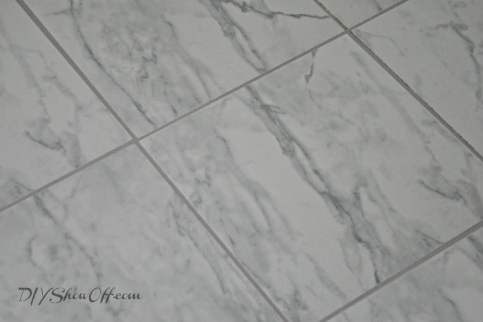 How To Tile A Bathroom Floordiy Show Off Diy