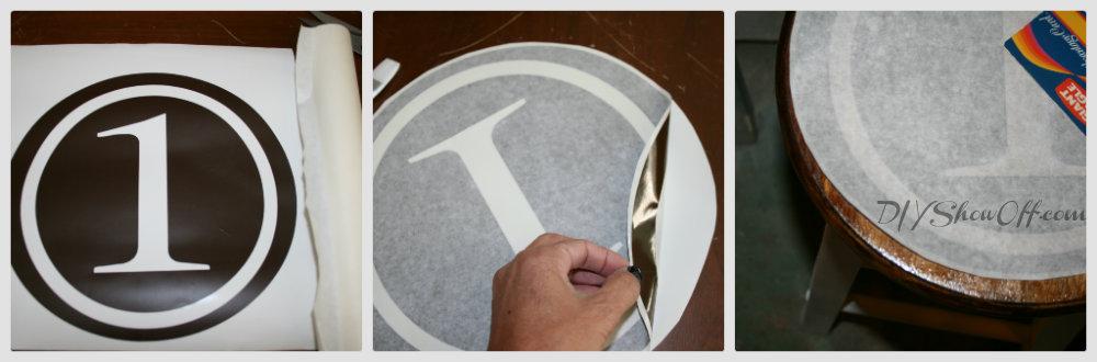 applying Silhouette vinyl