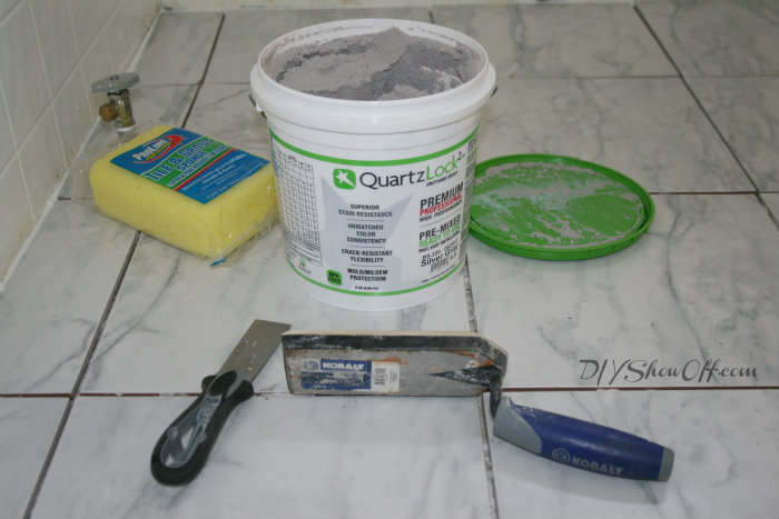 grouting materials