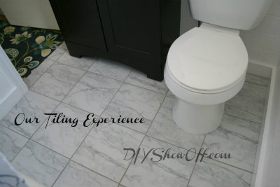 our tiling experience
