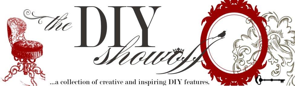 DIY Show Off header